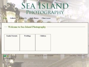 Sea Island Photography