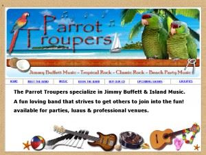 The Parrot Troupers