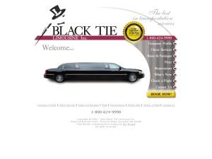 Black Tie Limousine Incorporate