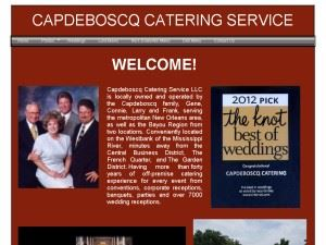 Capdeboscq Catering Service