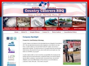 Country Caterers BBQ