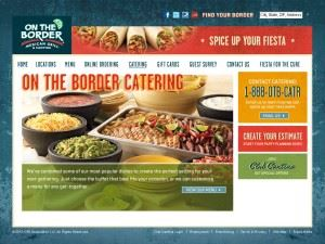 On The Border Catering - Lawrence