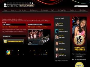 NYC Latin DJs - PartyTyme Entertainment