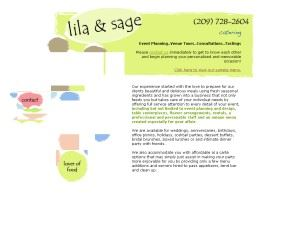 Lila & Sage Cakes & Catering Co.
