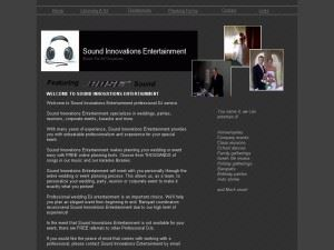 Sound Innovations Entertainment
