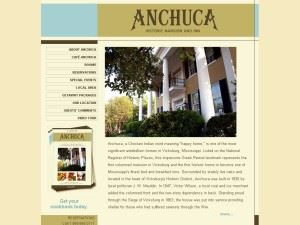 Anchuca Historic Mansion And Inn