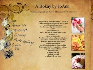 A Bokay By Jo Ann - Caterer