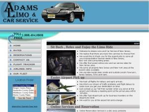 Adams Limo and Car Service