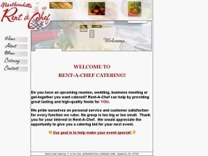 Rent A Chef Catering