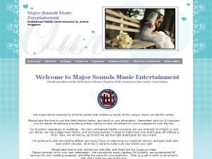 Major Sounds Music Entertainment