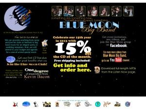 Blue Moon Big Band