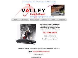 Valley Limousine & Coach