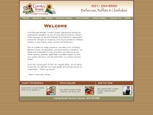 Country Roads Gourmet Catering