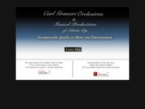 Carl Granieri Orchestras of Distinction