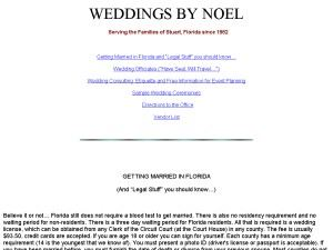 Weddings By Noel