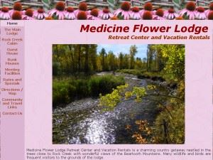 Medicine Flower Lodge