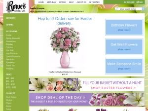 Rowe's Flowers and Gifts