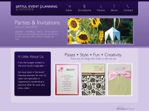 Artful Event Planning & Invitations