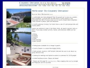 Country Dreams Bed & Breakfast