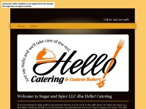 Hello Catering & Custom Bakery