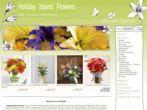 Holiday Island Flowers