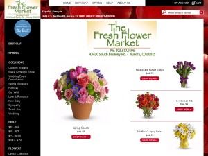 The Fresh Flower Market