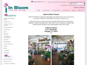 In Bloom Flowers