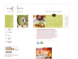A La Carte Catering & Event Design