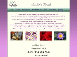 Claudia's Florist & Gifts
