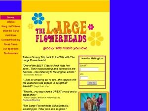 The Large Flowerheads