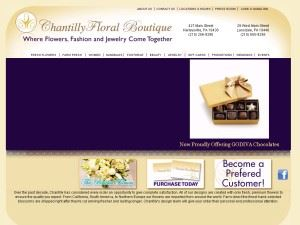 Chantilly Floral