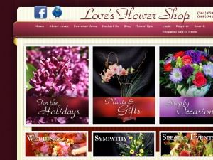 Love's Flower Shop