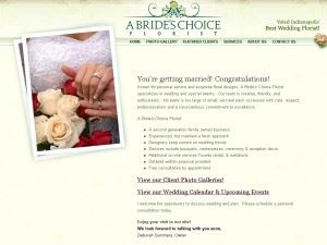 A Bride's Choice Florist