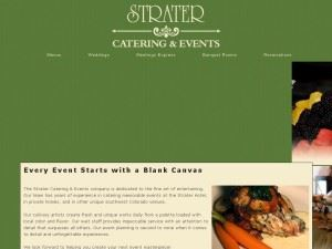 1887 A Strater Catering Company