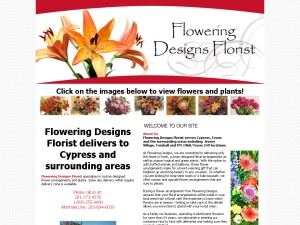 Flowering Designs II
