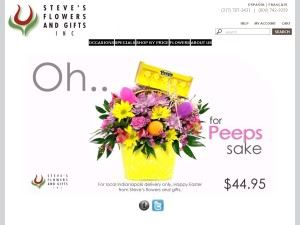 Steve's Flowers & Gifts Incorporate