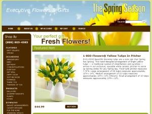 Executive Flowers & Gifts