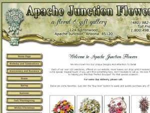 Apache Junction Flowers