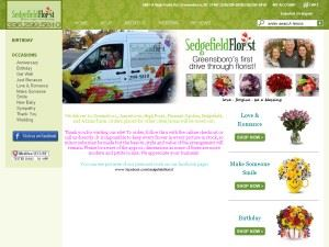 Sedgefield Florist & Gifts Incorporated