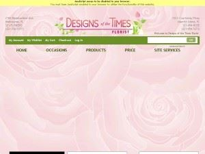 Designs Of The Times Florist