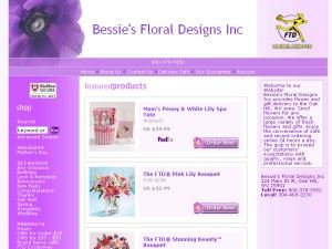 Bessie's Floral Designs Inc