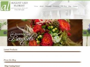 August Lily Florist