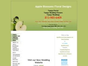 Apple Blossoms Floral Design & Gifts