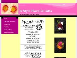 B-Style Floral & Gifts