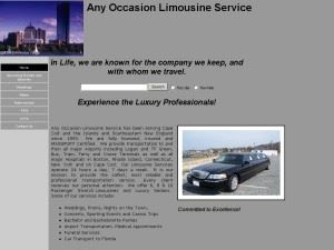 Any Occasion Limousine Service