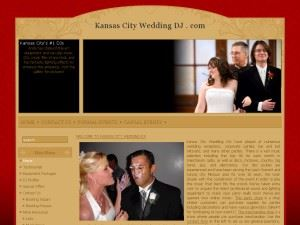Kansas City Wedding DJ