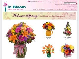 In Bloom Flowers, Gifts & More