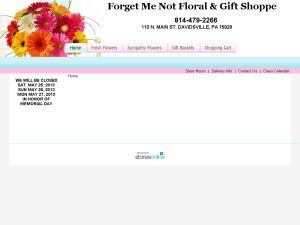 Forget Me Not Floral & Gift Shoppe