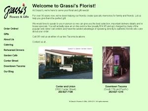 Grassi's Flowers & Gifts