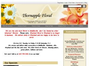 Thornapple Floral